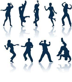 Dance vector 13
