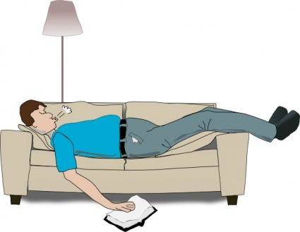 Addon Sleeping clip art