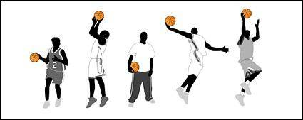 Basketball action figures