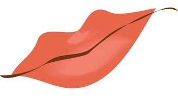 Sexy Lips vector 3