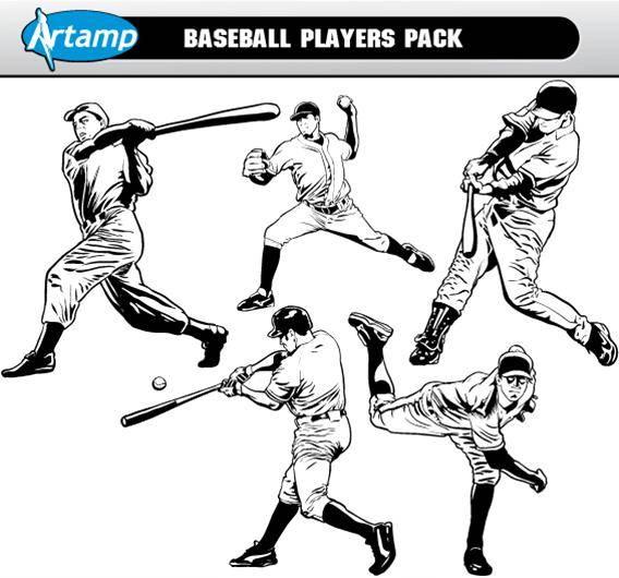 Base Ball Players