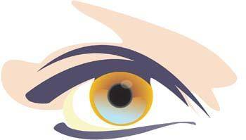 free vector Woman eyes 1