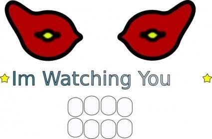 Eyes Logotype clip art