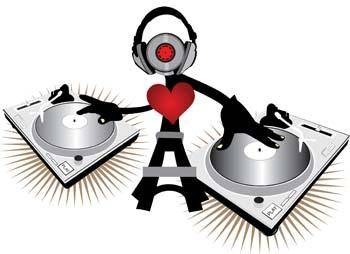 free vector Disc Jockey 4