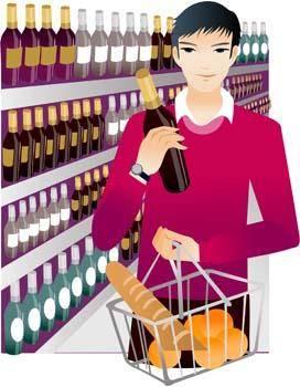 free vector Shopping vector 12