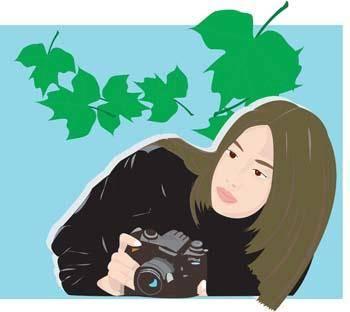 free vector Paparazzi 6