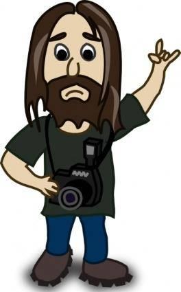 Photographer  clip art