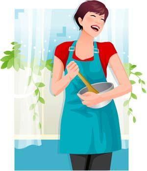 free vector Chef 12