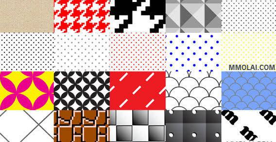 Swatch patterns free vector