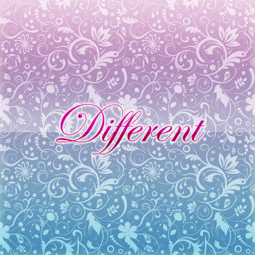 free vector Different