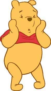 free vector Pooh 12