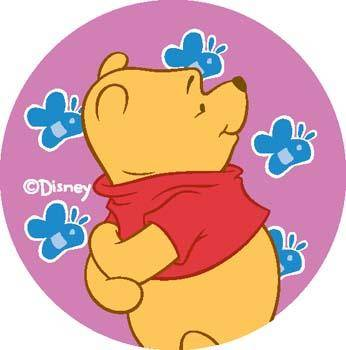 free vector Pooh 6
