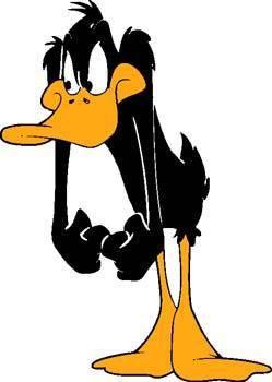 free vector Daffy 15