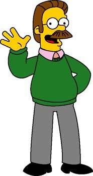 free vector Ned Flanders 1