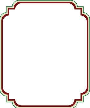 free vector Frame Vector Pattern 39
