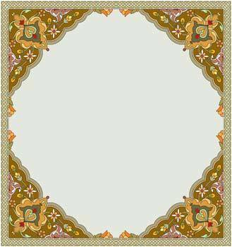 free vector Frame Vector Pattern 21