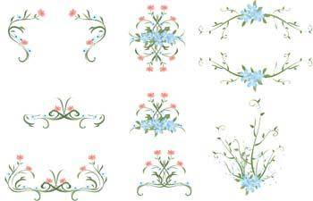 free vector Patterns Vector 103