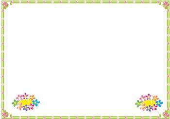 Frame Vector Pattern 25