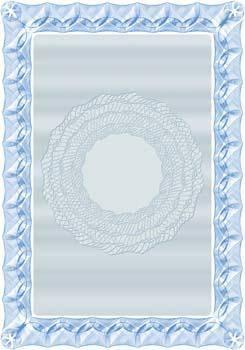 Blank Frame Pattern 1