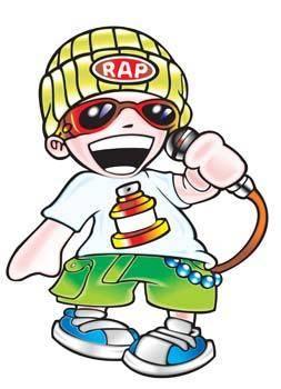 Rapper Vector 1