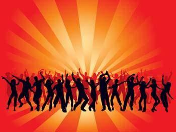 free vector Dance vector 12