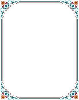 Frame Vector Pattern 11
