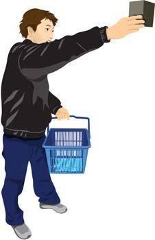 free vector Shopping vector 6