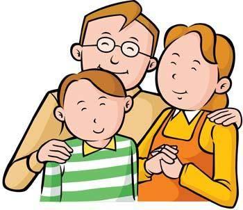 free vector Family vector 7
