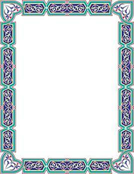 free vector Frame Vector Pattern 16