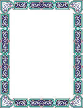 Frame Vector Pattern 16