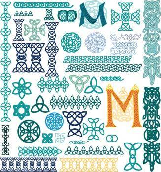 free vector Patterns Vector 132