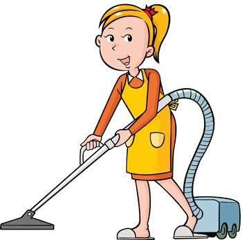free vector Maid women 6