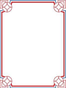 Frame Vector Pattern 41
