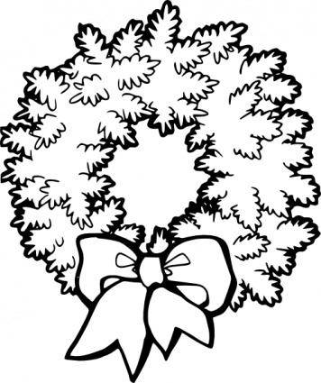 free vector Christmas Stuff clip art