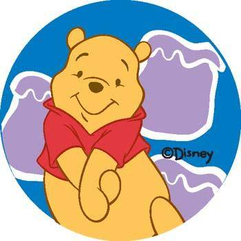 free vector Pooh 5