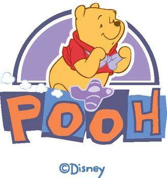 free vector Pooh 38