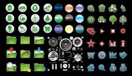 free vector Icon vector