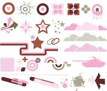 free vector Design Patern Vector 2