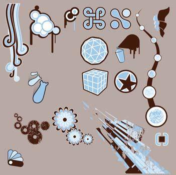 free vector DesignElements Vector 4