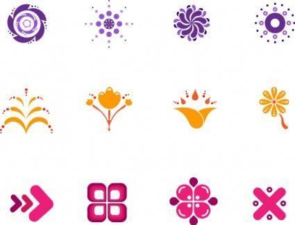 free vector Logo elements2