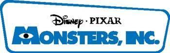 free vector Monster Inc Vector Logo