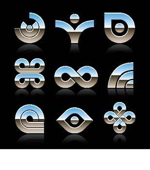 free vector Abstract Symbols