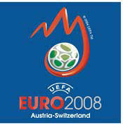 UEFA Euro 2008 Austria Switzerland Vector