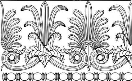 free vector Ornament Decoration clip art