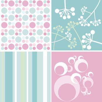 free vector Retro Background Vector