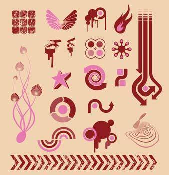 DesignElements two Vector
