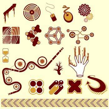 free vector DesignElements three Vector