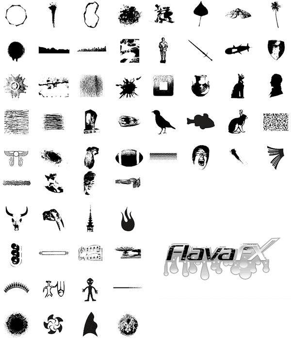 free vector Set 1 from FlavaFX