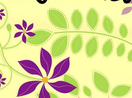 free vector Vector_flowers