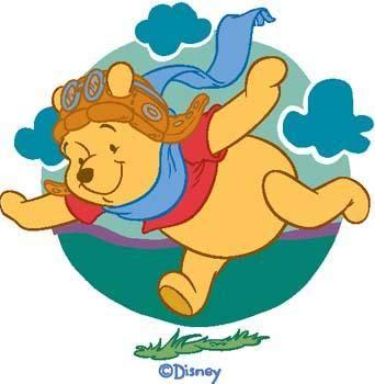 free vector Pooh 35